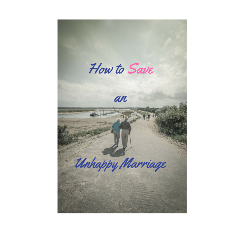 How to save an unhappy marriage - Richard Tifft, M A  - Marriage and